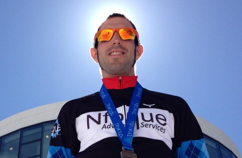 Vegan Runner: Borja Pérez Batet