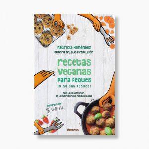 "Libro ""Recetas veganas para peques"", por Patricia Menéndez"