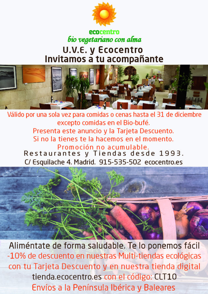 Promoción especial Ecocentro