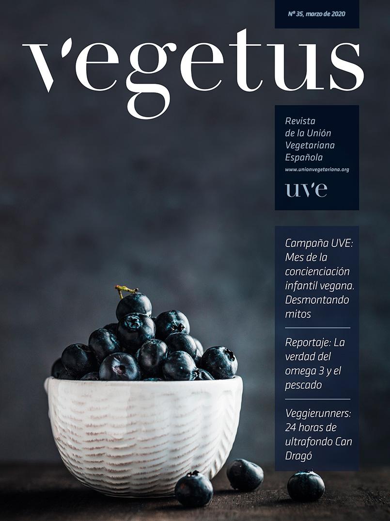 Revista Vegetus nº 35, marzo de 2020