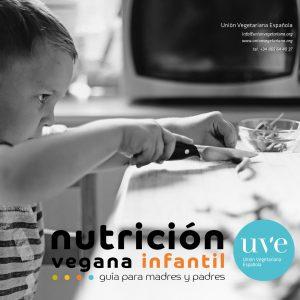 Guía vegana nutrición infantil