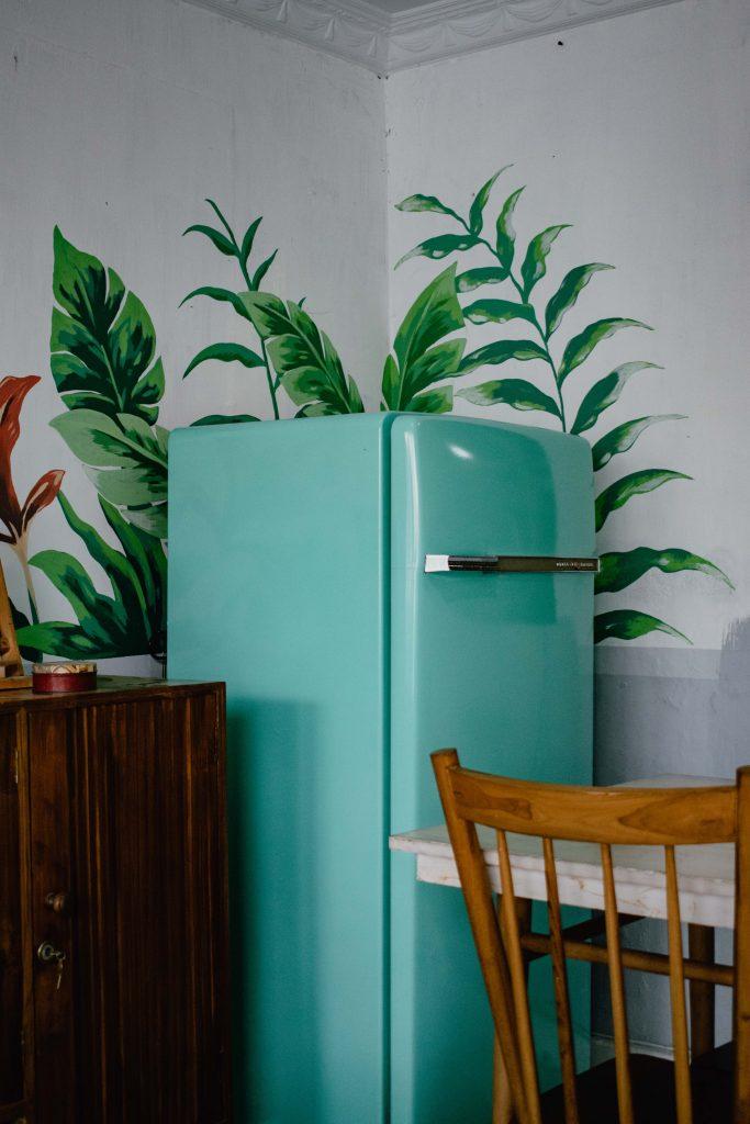 frigorífico vegano