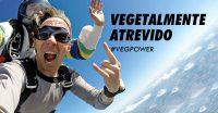 vegetalmente fuerte #vegpower