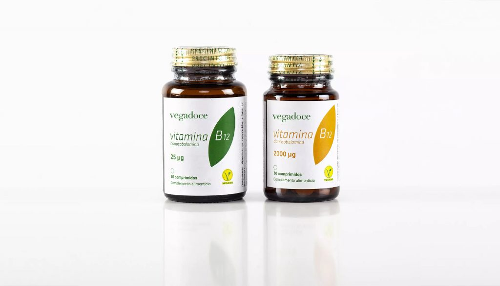 Nueva vitamina B12 Vegadoce
