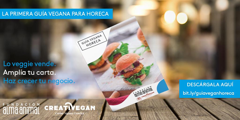 Guia Vegana Horeca