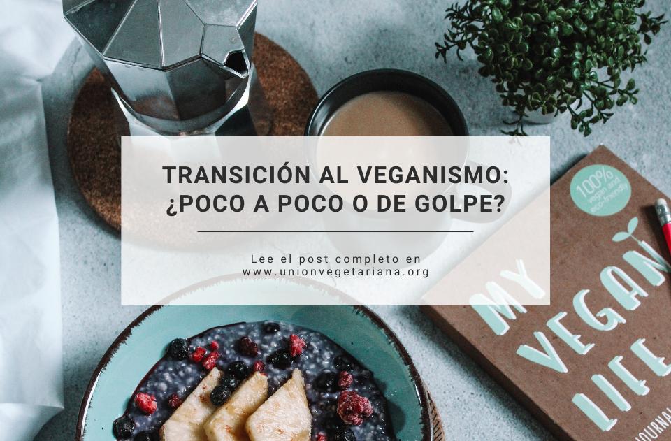 transición al veganismo